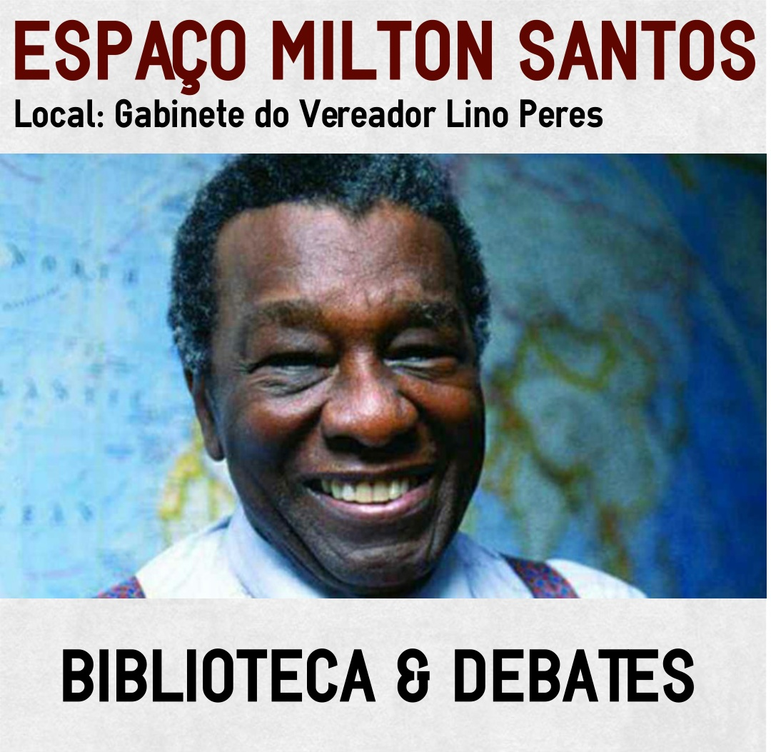 ESPAÇO MILTON SANTOS